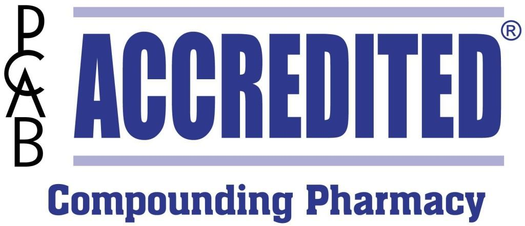We are a PCAB Accredited Compounding Pharmacy